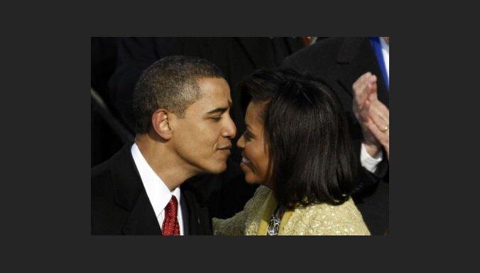 Obamu ģimene pērn nopelnījusi 2,66 miljonus dolāru