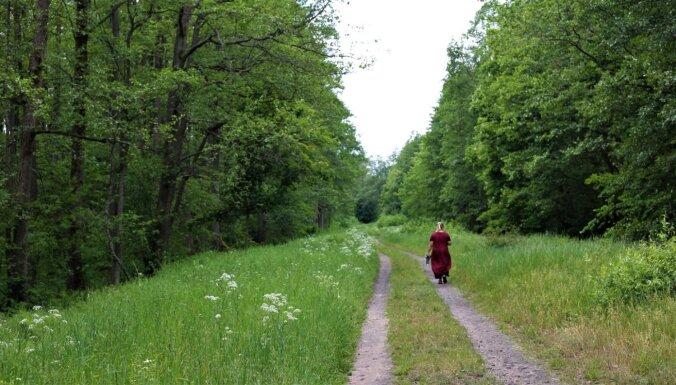 Foto: 10 kilometrus garā Brīvības taka Liepājā