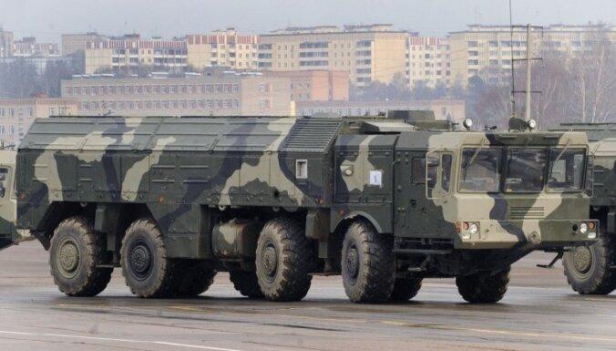 Krievija turpina Kaļiņingradas apgabala militarizāciju, ziņo Lietuvas specdienesti