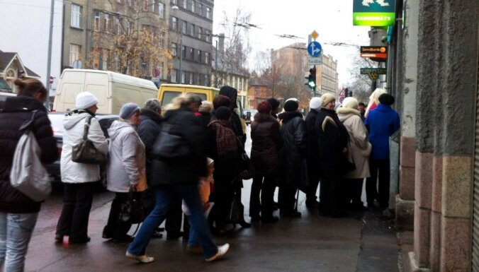 Крах Latvijas Krājbanka стал официальным, вкладчикам вернут деньги в течение 20 дней