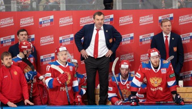 Ведущих хоккеистов сборной России не пустили на Олимпиаду