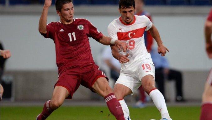 Латвии в отборе на ЕВРО-2016 достались голландцы и турки, у России — проходной вариант