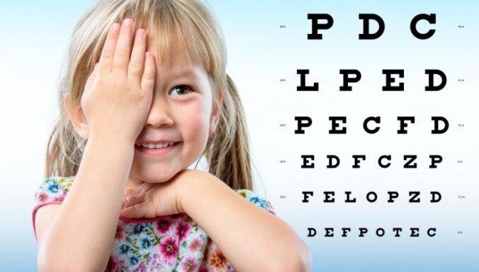 BKUS atsaka pierakstīt rindā pie acu ārsta; akcentē oftalmologu trūkumu un mudina redzi pārbaudīt citur