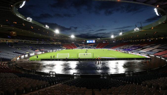 """Стадион """"Хэмпден Парк"""", Глазго, Шотландия"""