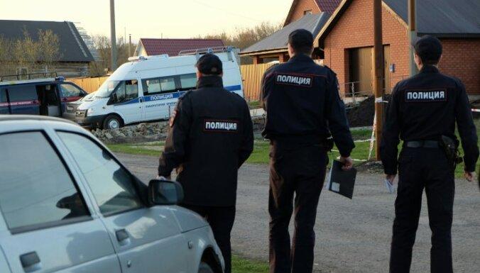 Подозреваемым в убийстве семьи полицейского в Сызрани предъявлено обвинение