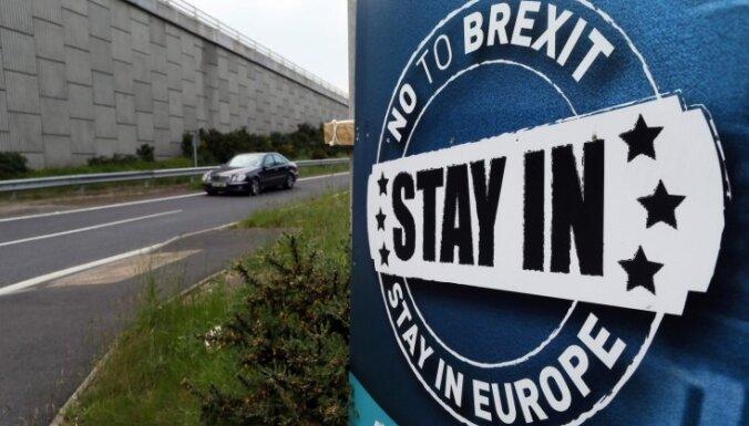 'Brexit': 10 maz zināmi fakti par gaidāmo Lielbritānijas referendumu