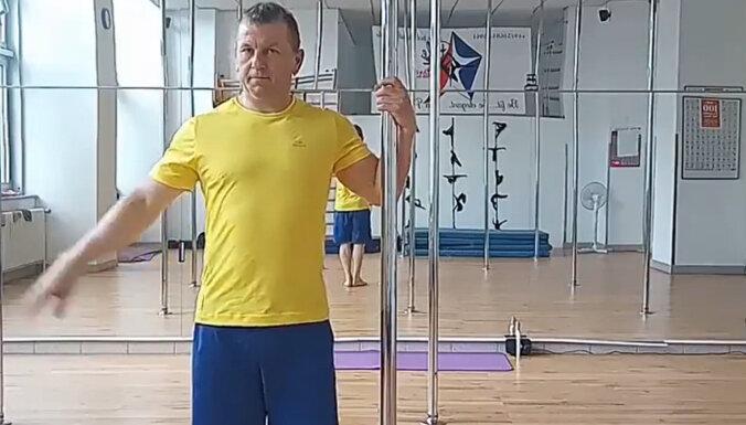 Экзотическое хобби: как Роман Конанчук стал чемпионом Германии по танцам на шесте