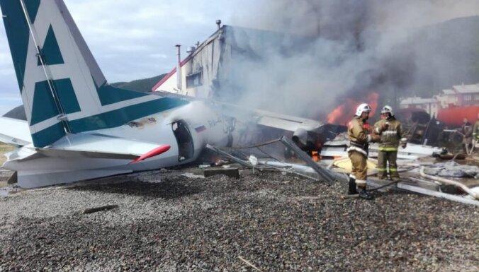 В Бурятии аварийно сел самолет, есть жертвы