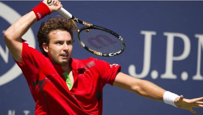 Gulbim kritums pa piecām pozīcijām ATP pasaules rangā