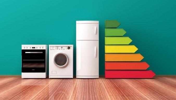 Jauns energomarķējums: kas jāzina, iegādājoties elektroiekārtas
