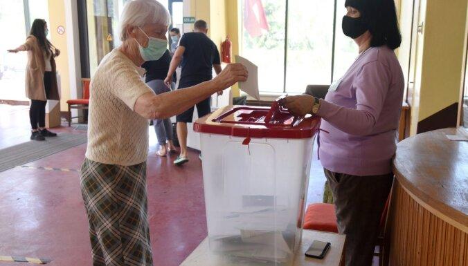 Vēlēšanu diena aizrit bez būtiskiem incidentiem, vērtē likumsargi
