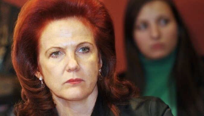 Solvita Āboltiņa: Gatavi sargāt Latvijas suverenitāti arī informatīvā un hibrīdkara apstākļos