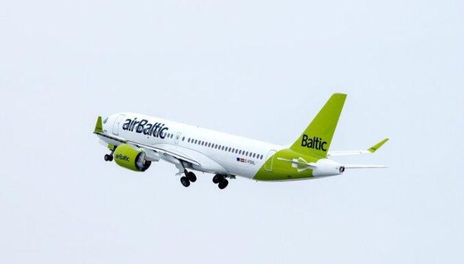 'airBaltic' uzsāks lidojumus no Rīgas uz Dubaiju
