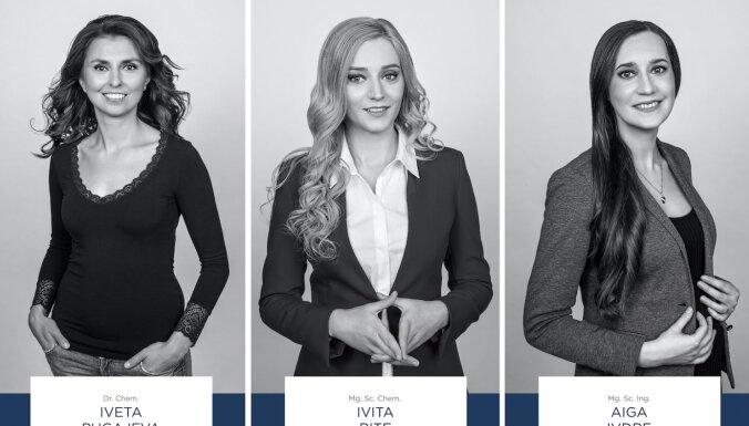 Trīs talantīgas Latvijas zinātnieces saņēmušas 'Sievietēm zinātnē' balvu