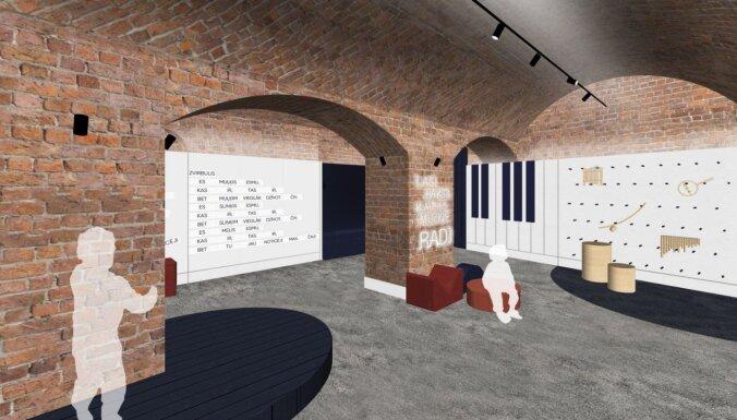 Aicina būvuzņēmējus pieteikties topošās Rakstniecības un mūzikas muzeja mājvietas atjaunošanai