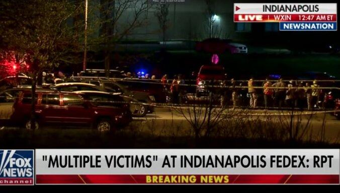 В Индианаполисе произошло массовое убийство: погибли восемь человек