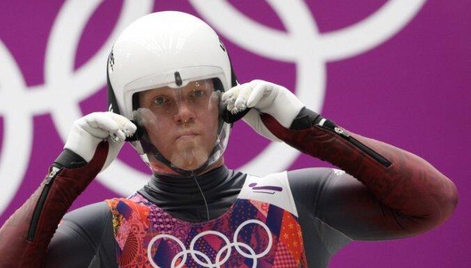 Mārtiņš Rubenis startēs Latvijas čempionātā kamaniņu sportā