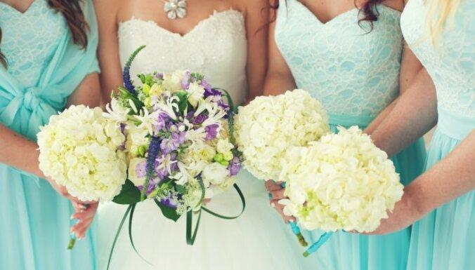 Ieteikumi, ko vilkt un ko nē, pošoties uz kāzām