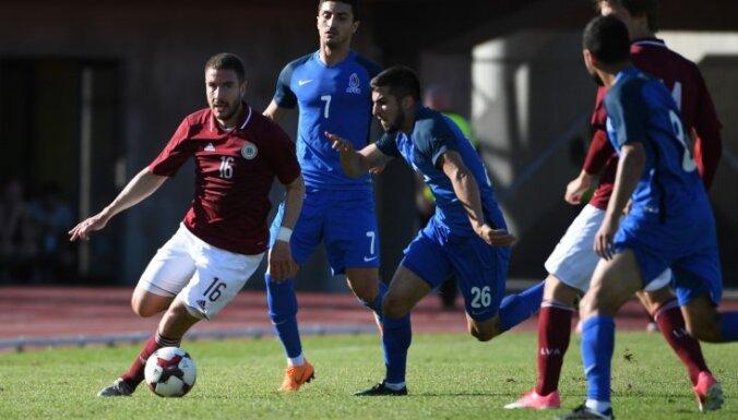 Pātelainens: mentāli nebijām gatavi spēlei pret Azerbaidžānu