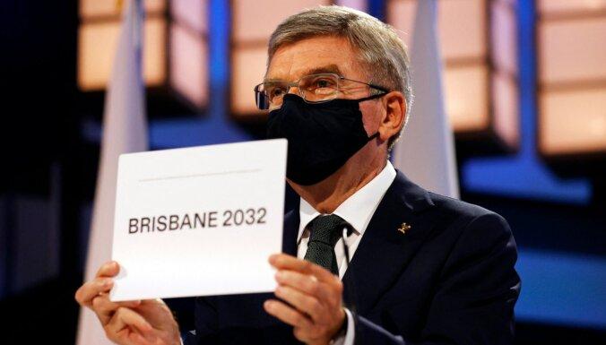2032. gada olimpiskās spēles notiks Brisbenā