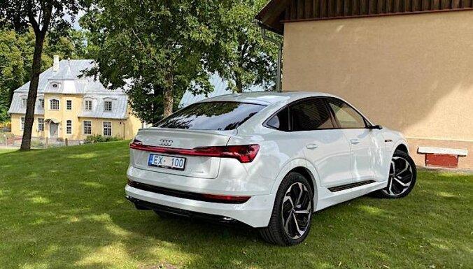 Немецкий ответ Tesla 3: обзор Audi e-Tron 55 quattro