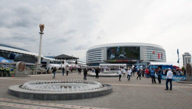 IIHF novēros situāciju pasaules čempionāta mājvietā Baltkrievijā