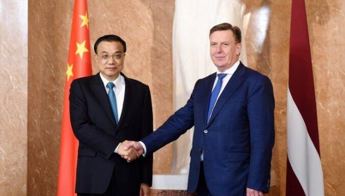 Латвия и Китай договорились о создании фонда инвестиционных проектов