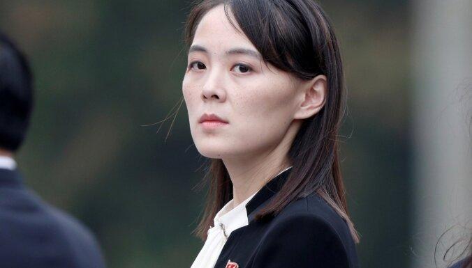 Kima māsa arī neredz iemeslu organizēt jaunu ASV-Ziemeļkorejas līderu samitu