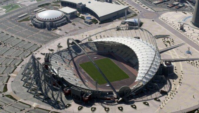Чемпионат мира-2022 по футболу пройдет в ноябре — декабре