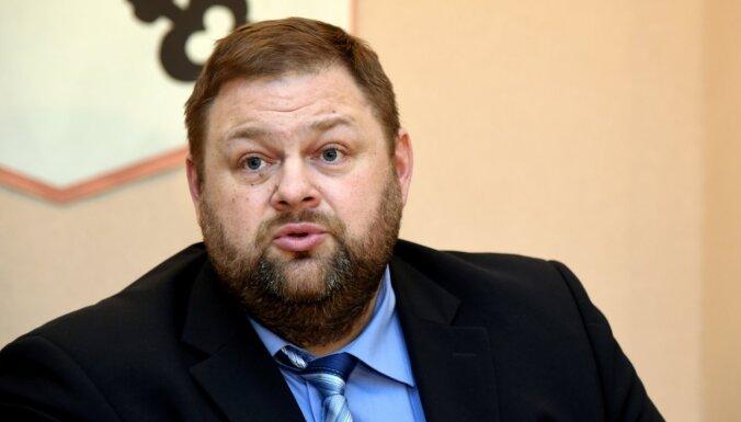 Служба госбезопасности задержала начальника Уголовной полиции Земгальского региона Созинова
