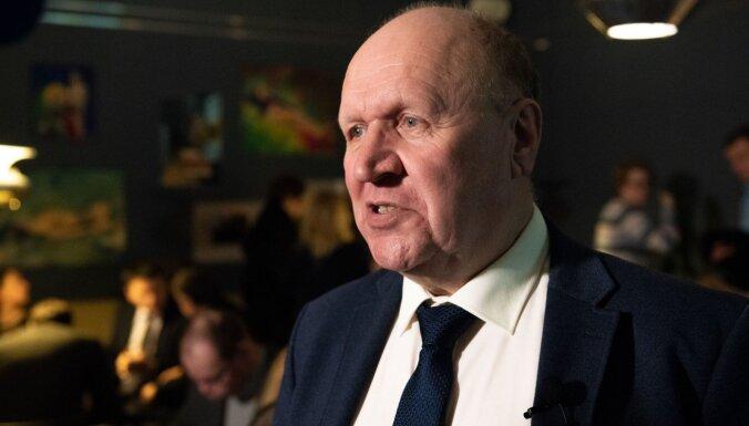 Вотум недоверия Марту Хельме в парламенте Эстонии провалился