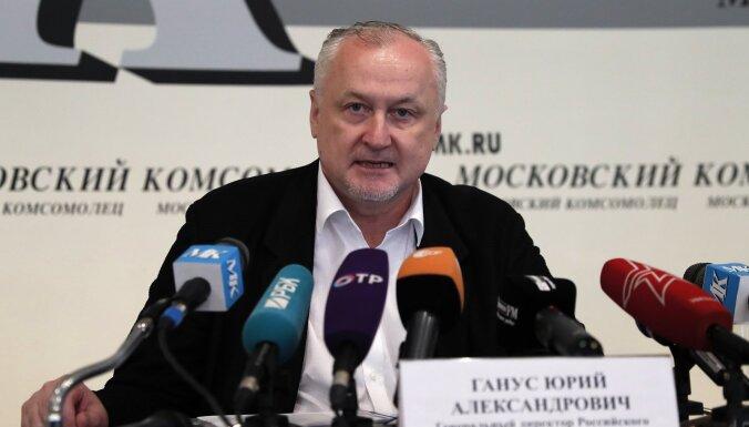 RUSADA vadītājs: manipulācijas notikušas ar tūkstošiem Krievijas sportistu analīžu paraugiem