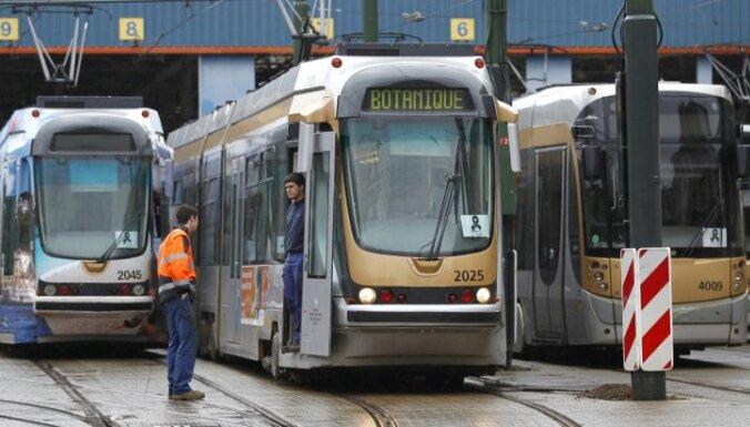 Briselē atsācis darboties metro