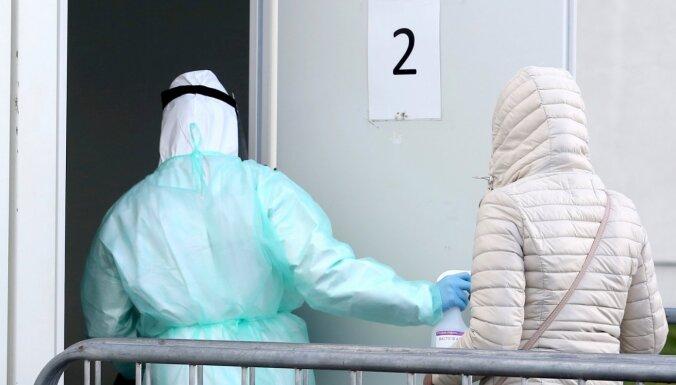 Latvijā Covid-19 saslimšana apstiprināta 404 cilvēkiem; viens miris