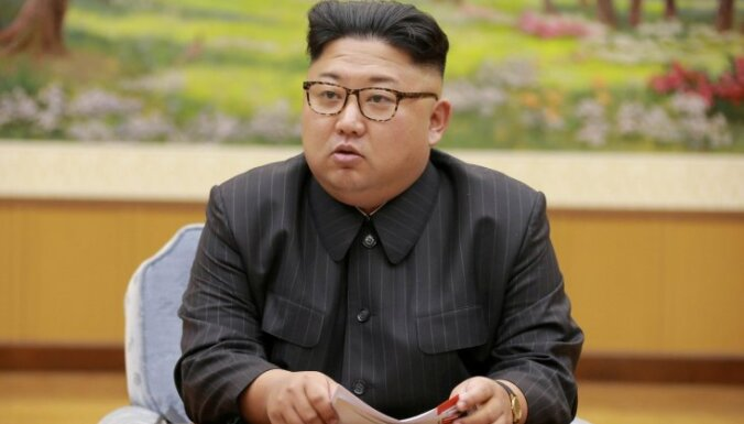 Kims varbūt mēģina izvairīties no jaunā koronavīrusa, pieļauj Dienvidkoreja