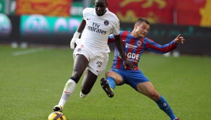 70% 'Paris-Saint Germain' futbola kluba akciju nopērk Kataras kompānija