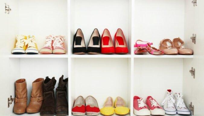 Kad zābaciņš nepanesami spiež... Kā ienēsāt jaunus apavus