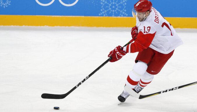 Павел Дацюк нашел новую команду после ухода из петербургского СКА