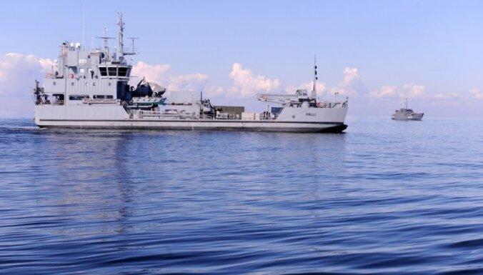 Аналитики: флоты стран Балтии не способны защитить свое побережье