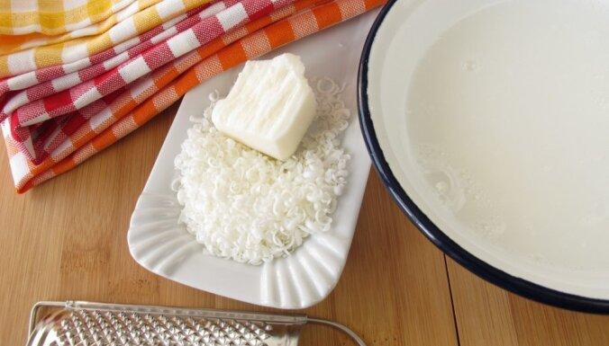 20 самых необычных применений кускового мыла в быту