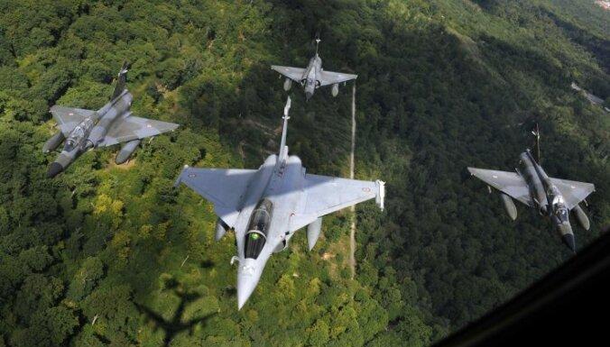 Миссия воздушной полиции НАТО останется в Шяуляй