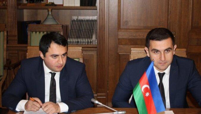 LDz iepazīstina ar savu pieredzi biznesa pārmaiņu un attīstības projektu īstenošanā Azerbaidžānas dzelzceļa pārstāvjus