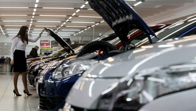 Pandēmijas laikā Baltijā jaunu auto tirdzniecība kritusies ne tik strauji kā vidēji ES
