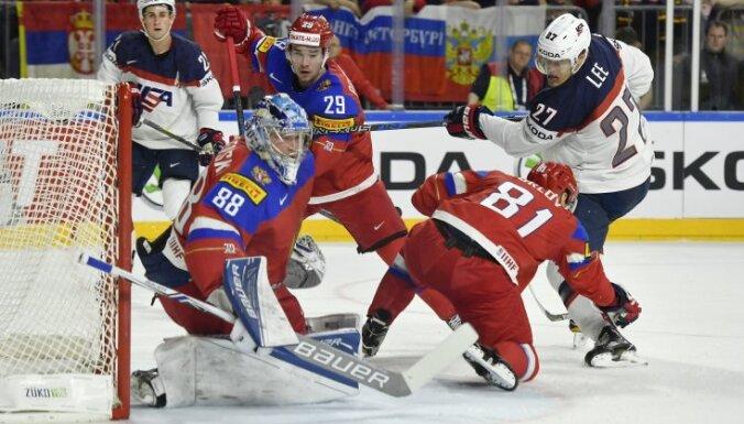ВИДЕО: У сборной России прервалась шестиматчевая победная серия