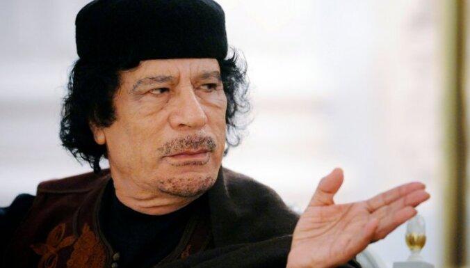 Starptautiskās krimināltiesas prokurors pieprasa Kadafi aizturēšanas orderi