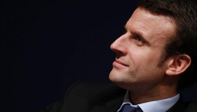 Makrons draud izvest Francijas karavīrus no Mali