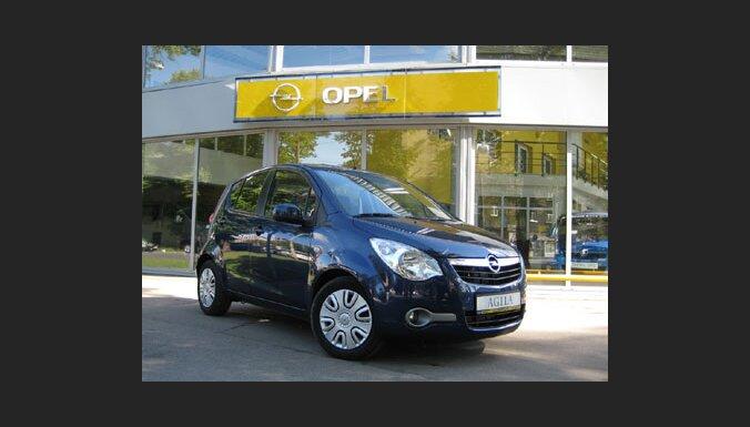 Laikraksts: 'Opel' izdzīvošanai nepieciešami 3,3 miljardi eiro