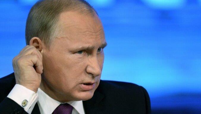 Pentagona speciālisti pieļauj, ka Putins sirgst ar Aspergera sindromu, ziņo laikraksts