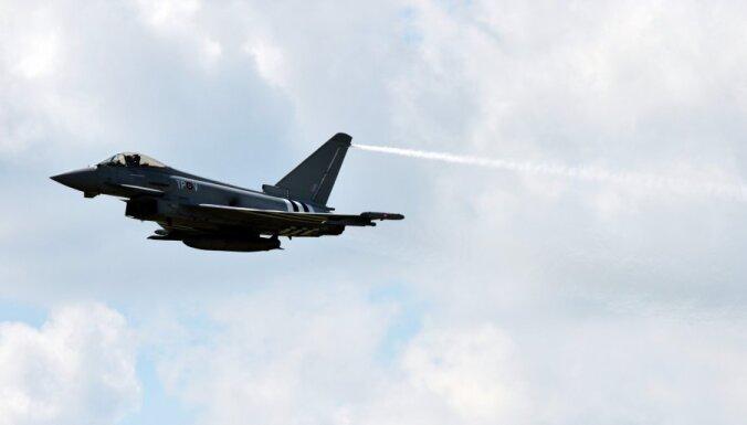 Британия начала военную операцию против ИГ в Сирии