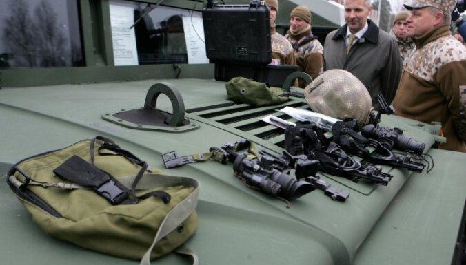 В этом году в латвийскую армию записалось рекордное за 11 лет число желающих